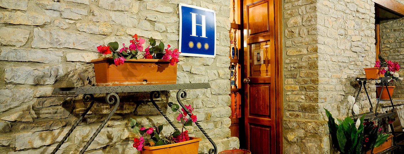 La puerta a tu hogar