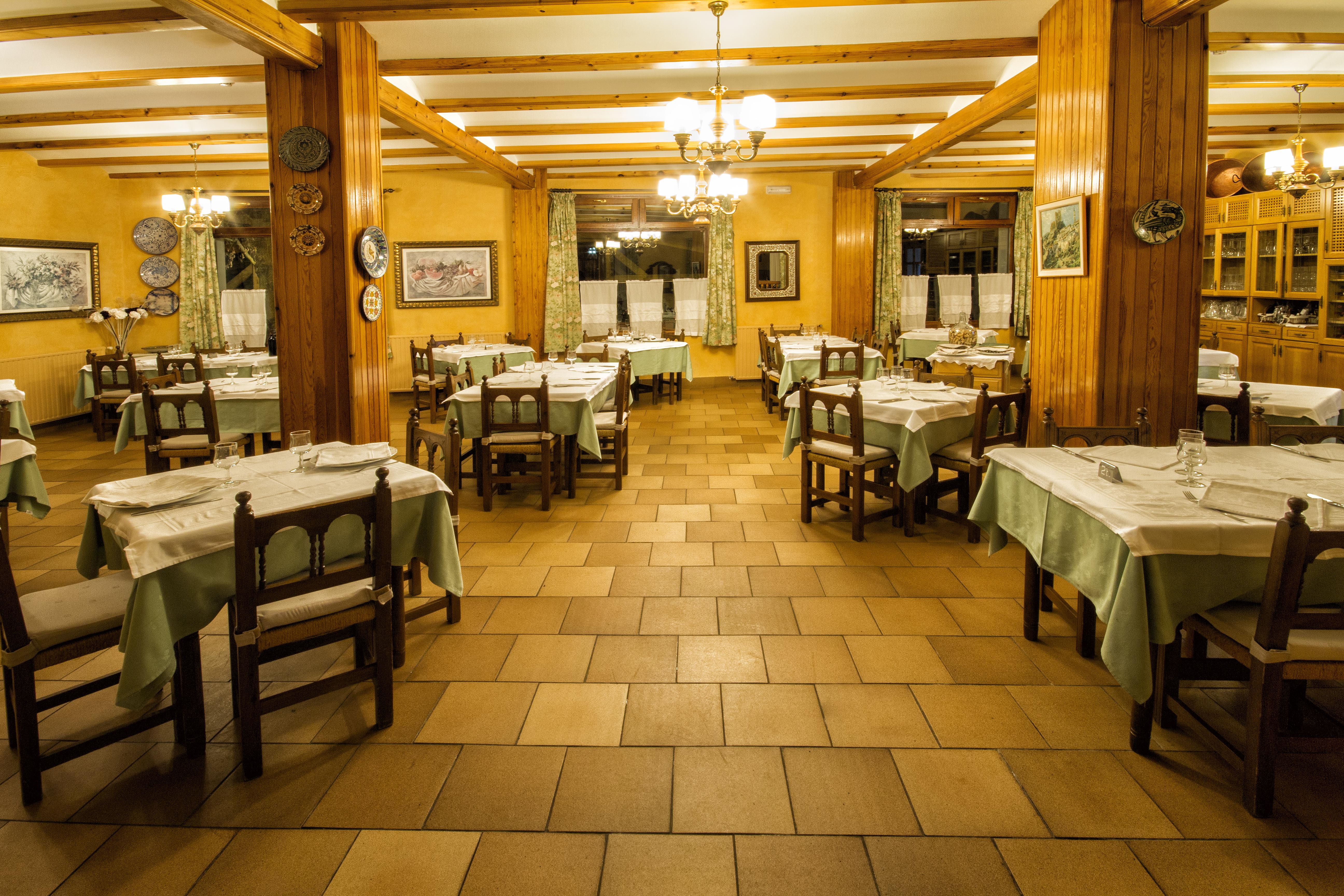 Restaurante – Hotel Esther